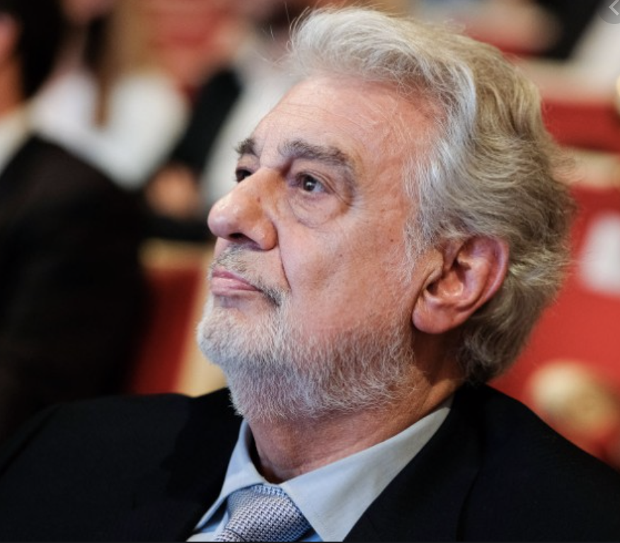 Placido Domingo tests positive for COVID-19