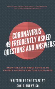Coronavirus Book: 49 FAQ About COVID-19