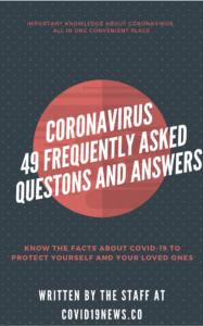 Coronavirus Book: 49 FAQ About COVID-19