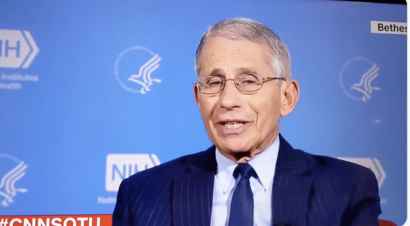 Anthony Fauci predicts up to 200,000 COVID-19 deaths in CNN interview