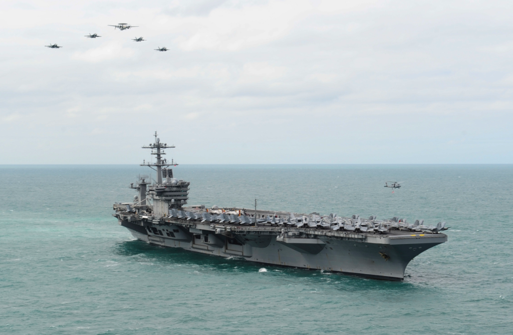 USS Theodore Roosevelt Has Over 400 Coronavirus Cases 1