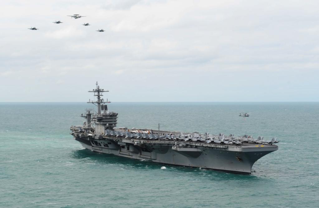 USS Theodore Roosevelt Has Over 400 Coronavirus Cases 1