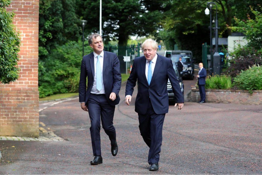 Boris Johnson in Intensive Care Following Coronavirus Hospitalization 1